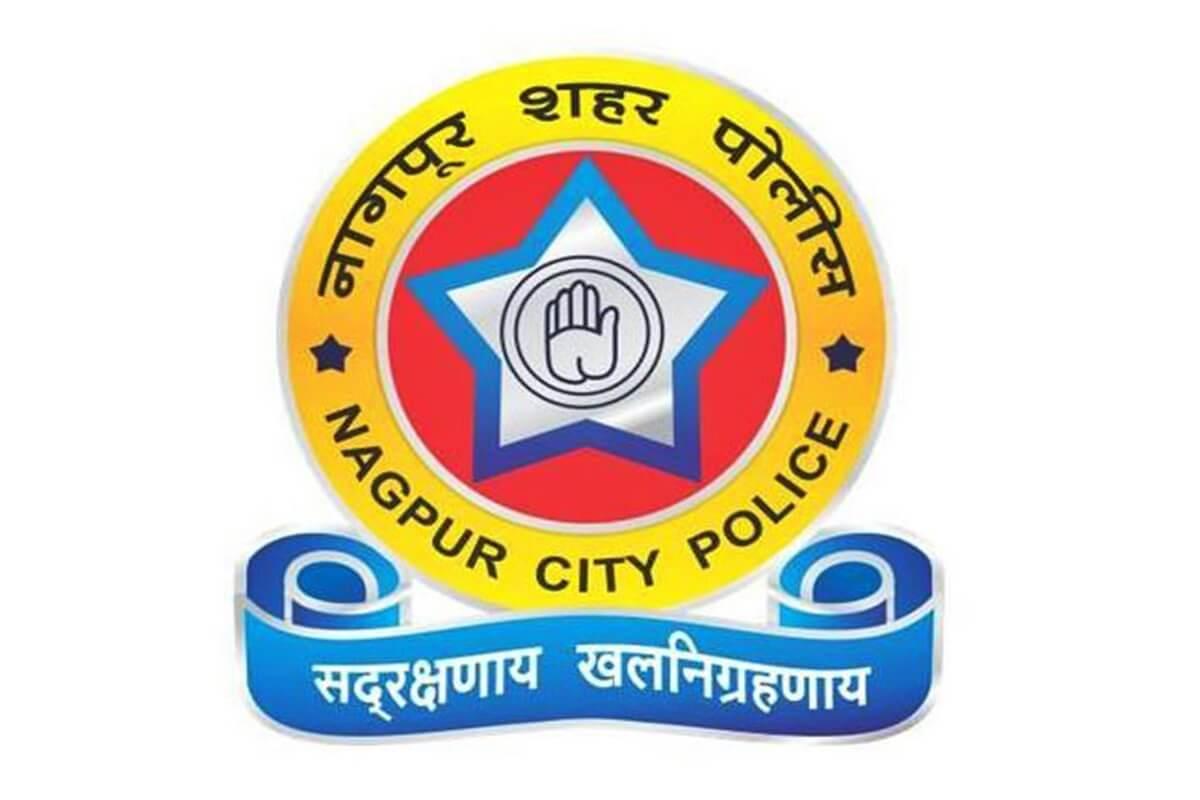 Image result for Nagpur Police logo