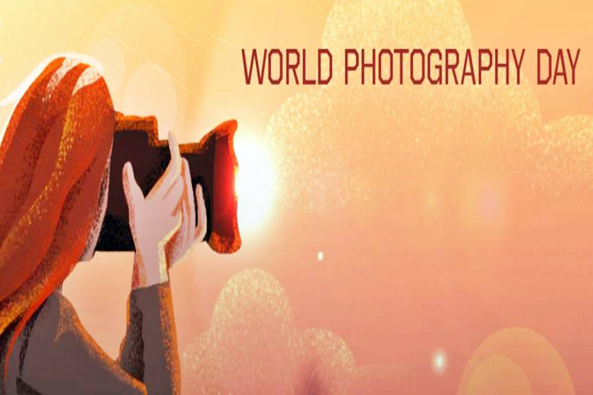 Say Cheese World Photography Day Nagpur News The Live Nagpur