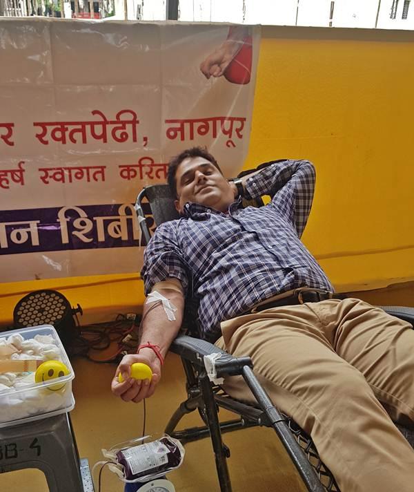 Nagpur Ladies Circle Organises Blood Donation Camp at City News Nagpur