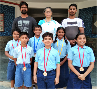 CPS, AB's Martial Arts winners