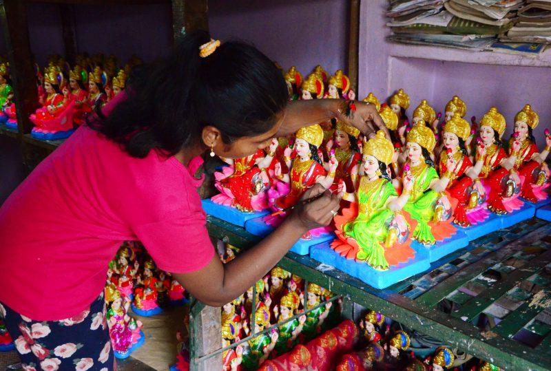 idols of Mata Mahalakshmi | City News Nagpur