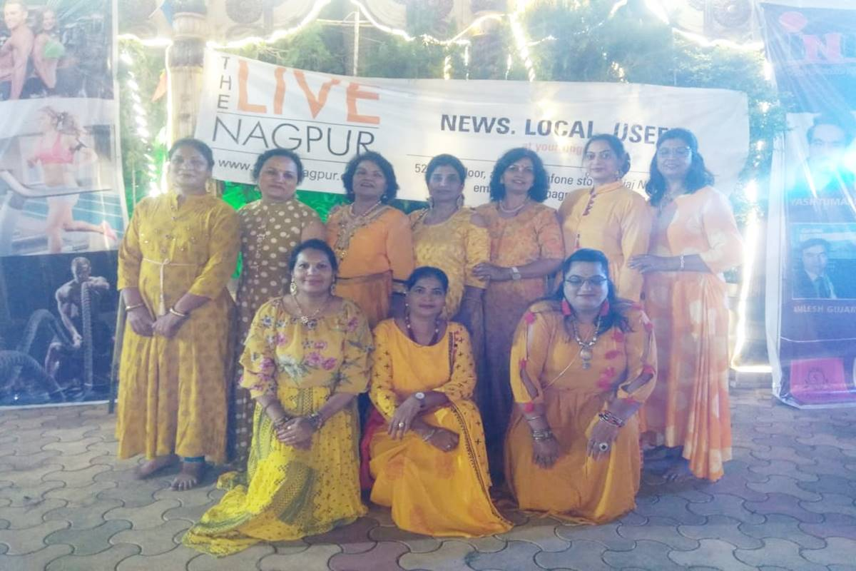 Celebrate yellow colour of Navratri with The Live Nagpur