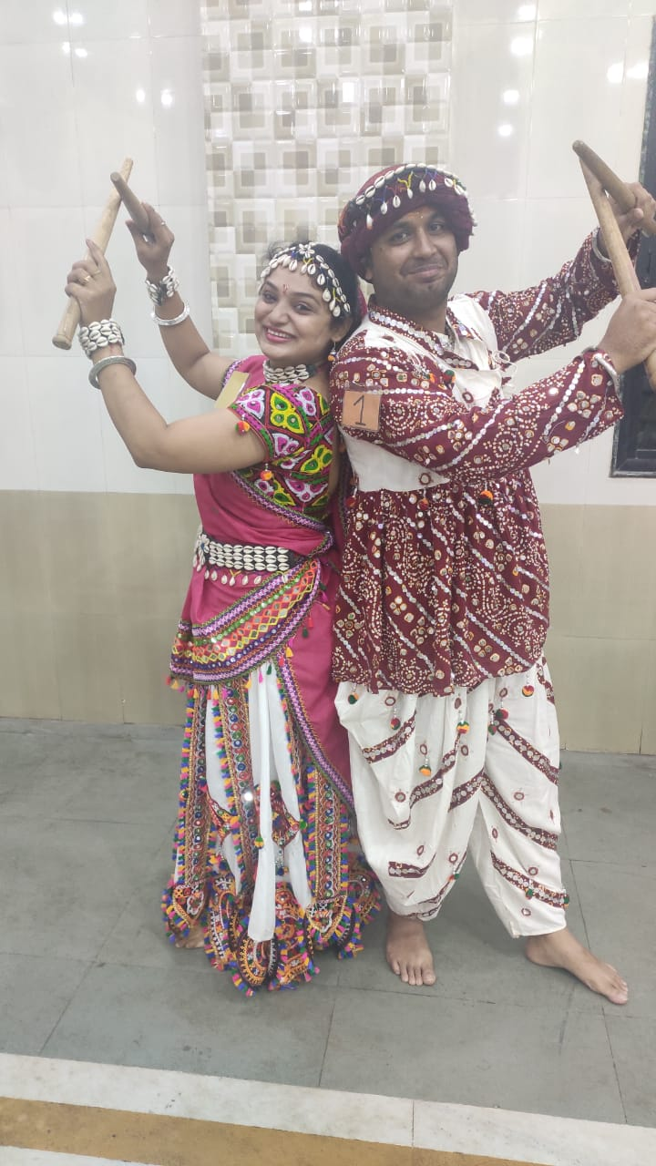 Celebrate Grey colour of Navratri with The Live Nagpur